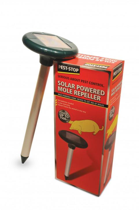 Maulwurfschreck, Solar