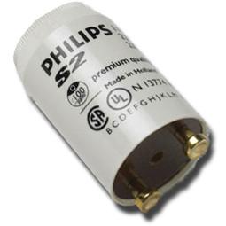 Starter (Philips) 4-22 Watt