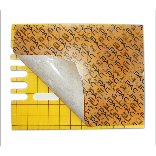 Klebefolie für Flytrap Commercial 16