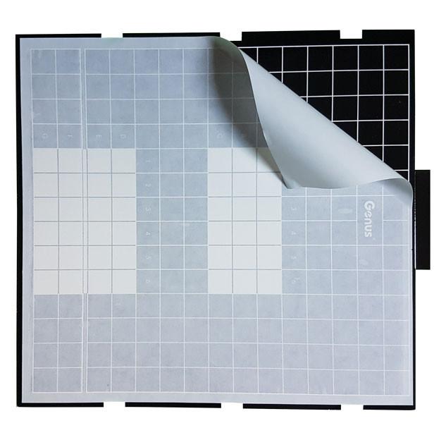 Klebefolien - Set, für Genus Optica