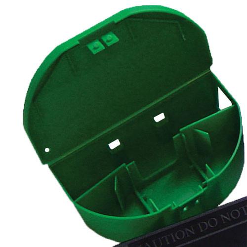 Mäusebox, grün